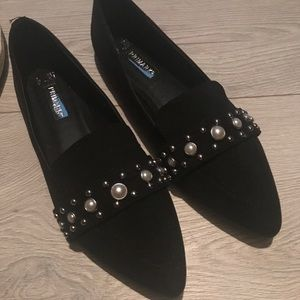 Shoes - New shoes with pearls